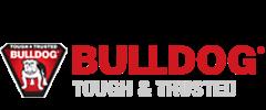 Bulldog Tough & Trusted Logo