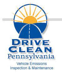 Drive Clean PA Logo | Vehicle Emissions Inspection & Maintenance